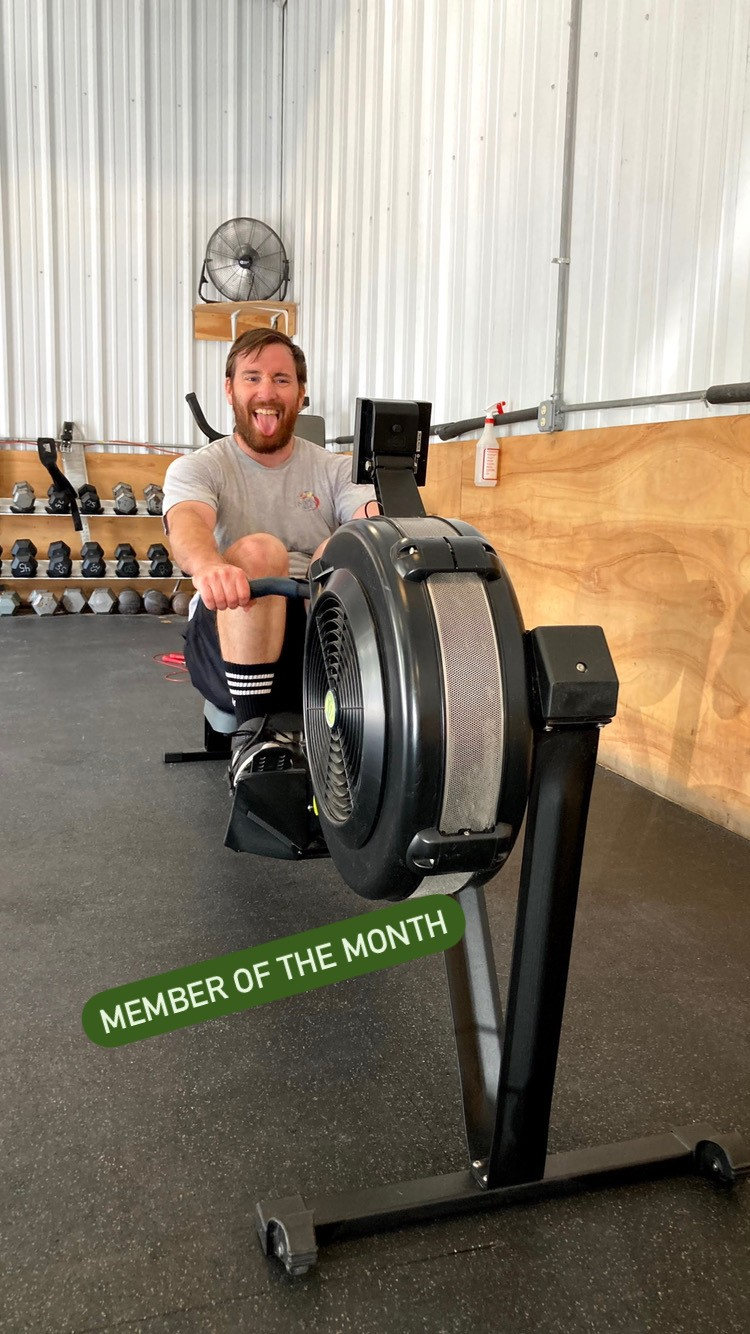 Member of the Month – Cody